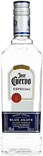 Jose Cuervo Especial Silver Original Tequila Mexiko (1 x 0,7 l) – Original mexikanischer Tequila mit 38 % Vol. Alkohol