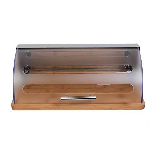 COOK CONCEPT - Caja de bambú, marrón y Gris, KA4330