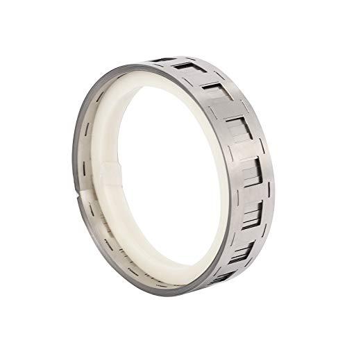 Bopfimer 5M Nickel Armband 0,15 X 27 Mm Lithium Batterie Nickel Streifen Lithium Ionen Ni Platten Batterien für Packung 18650
