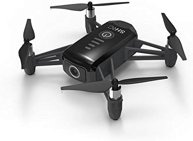 Amyove SHRC H2 Locke 2K WiFi FPV RC Drohne RTF Intelligenter optischer Flusspositionierungsmodus Schwarz mit Fernbedienung