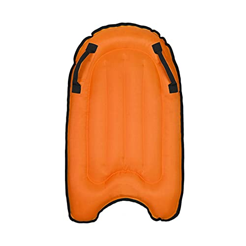 soarflight Children's Portable Inflatable Surfboard,Swimming Pool Floating Mattress with Handles Portable Inflatable Surfboard,Foldable Bodyboard for Surfing Beginners Swimming Best Service
