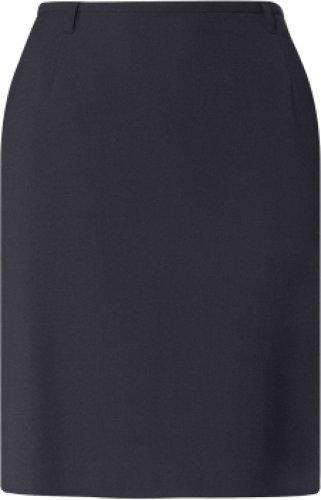 GREIFF Damen-Rock Business-Rock Stiftrock Basic Comfort fit - Style 1532, Farbe- Marine, Größe- 44