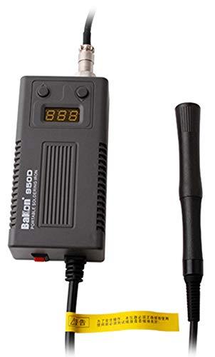 NEWTRY BK950D Thermoelement Schweißgerät für konstante Temperatur, Lötkolben T12 Schweißplattform Wartung Lötkolben 100-240 V