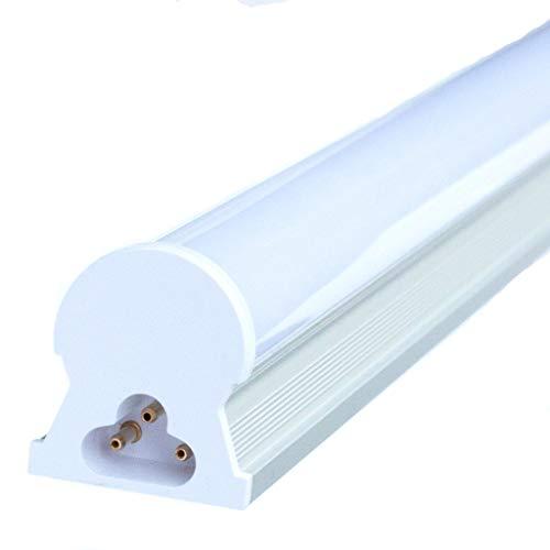 """Integrated 10pc 4FT 20W 5000K Milky 48"""" Fluorescent LED TubeLight Bulb."""