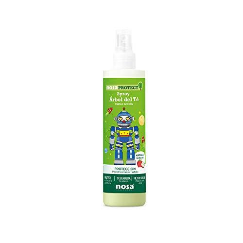 Nosa Healthcare, Acondicionador de pelo, Verde - 250 ml.