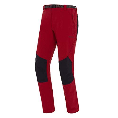 Trangoworld ROVEK DV - Pant. Long Homme XL Rouge foncé/Noir