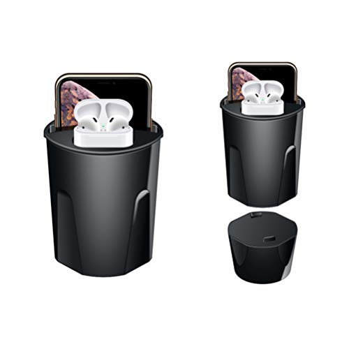 promise2301 X9A Car Cup 4-in-1-oplader voor de Airpods-serie