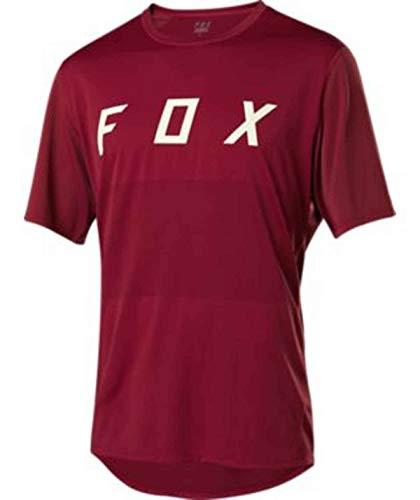 Fox Racing Maillot à manches courtes pour homme Fox Chili, XXL