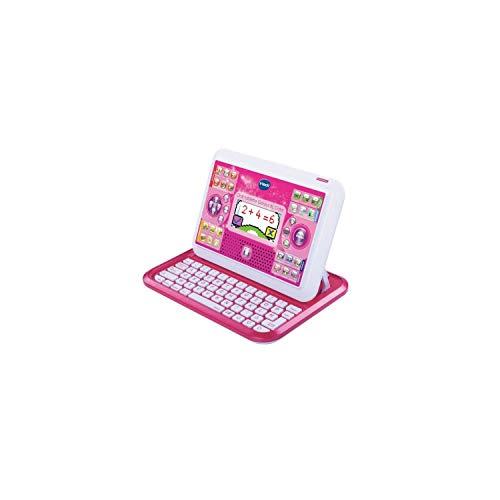 Vtech - 155555 - Ordi-tablette - Genius Xl - Rose - Version FR
