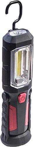 CON:P B29884 Lampe de travail 24 à +6 led, grande, Multicolore