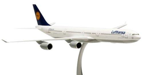 Airbus A340-600 LUFTHANSA, enregistrement D-AIHA maquette avion échelle 1:200