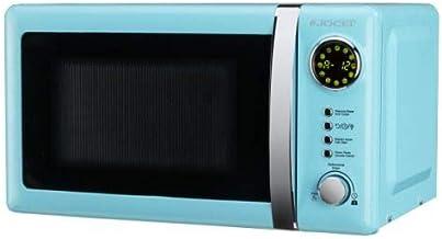 Microondas Jocel JMO001306, 20 L, 800 W, Azul + tapa para micro gratis