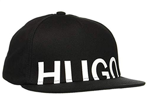 HUGO, HUGO BOSS Herren Cap, Black
