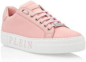 Philipp Plein Damen Lo-Top Sneakers Pink Paradise