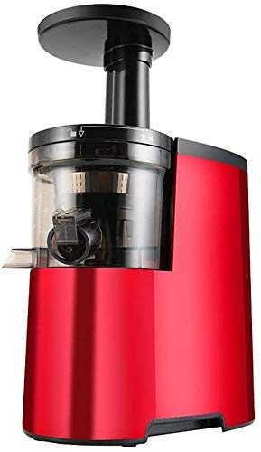 Fully automatic cold-squeezed fruit and vegetable juicer Slow-squeezing juicer with juice and processor separation function Easy-to-clean stainless steel filter with reverse function electri