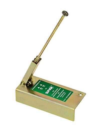 SPAX - Einschraublehre für die Aufdachdämmung mit der SPAX - 8 mm Senk- und Tellerkopf - 5001120800011