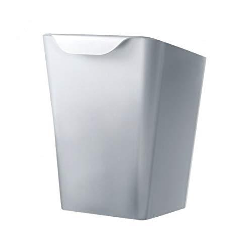 Rexite Papierkorb Taboo aluminiumfarben 1460.A5.AN