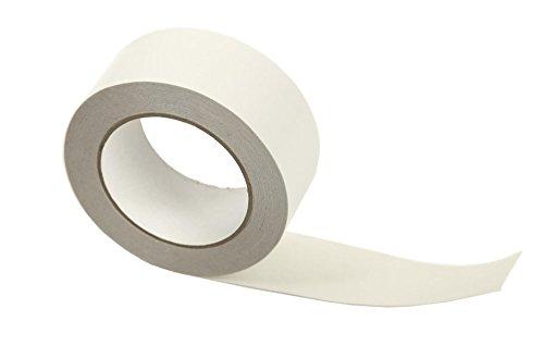 IncStores Double Sided Carpet Tape for Carpet Tiles, Vinyl Flooring, Rubber Gym Flooring Rolls & General Purpose Adhesive