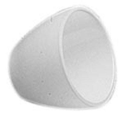 Oligo Glaskappe Typ 2 ws 62-211-10-21 Lichttechnisches Zubehör für Leuchten 4035162260920