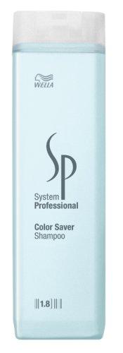 Wella SP - 1.8 Color Saver Champú cabello fino - 250 ml