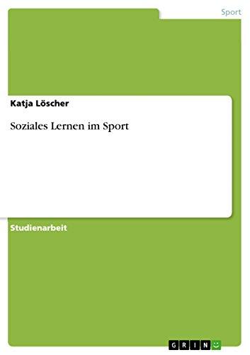 Soziales Lernen im Sport