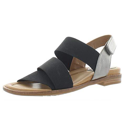 Comfortiva Dacey Women's Sandal 9 B(M) US Black-Anthracite