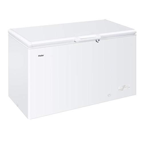 Haier HCE325S Gefriertruhe Weiß Eistruhe Eisschrank Gefrierschrank Display