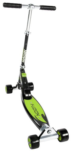 Fuzion Scooter Spencer Hawk 4, grün