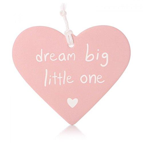Shruti – Jonction 18 – Kid Cœur Rose Dream Big 16 cm