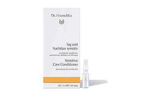 Dr. Hauschka Tag und Nachtkur sensitiv unisex, beruhigende Ampullenkur, 10 x 1 ml, 1er Pack (1 x 42 g)