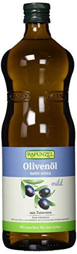 RAPUNZEL Olivenöl mild, nativ extra, 1er Pack (1 x 1l) - Bio