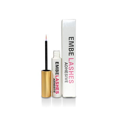 EmbeLashes EyeLash Adhesive Glue for False Lash Strips 0.338 oz
