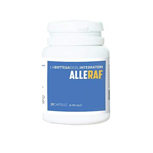 Quercetina, Bromelina e Acetilcisteina. Rafforza il Sistema Immunitario Riduce i Sintomi del Raffreddore, Naso Chiuso, Muco, Si