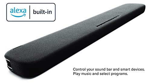 Product Image 3: YAMAHA YAS-109 Sound Bar with Built-In Subwoofers, Bluetooth, and Alexa Voice Control Built-In