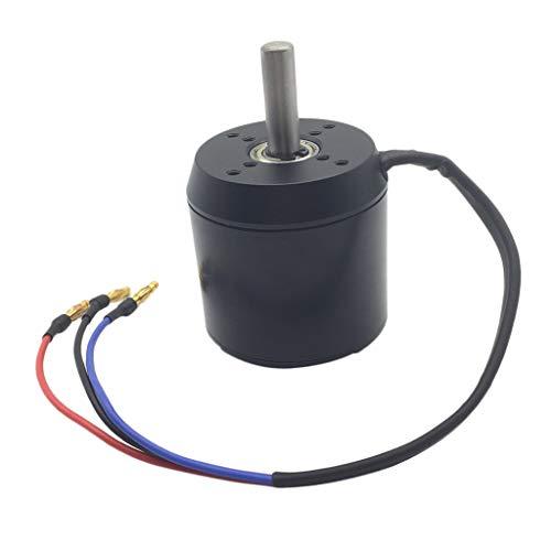 SM SunniMix Motor Sin Escobillas de 1 Pieza C6374 CC Sin Sensor para Piezas de Tabla de Surf de Bicicleta Eléctrica
