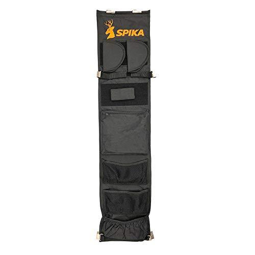 SPIKA Smaller Gun Safe Door Panel Organizer(10W42H) Adjustable Width Up to 16inch