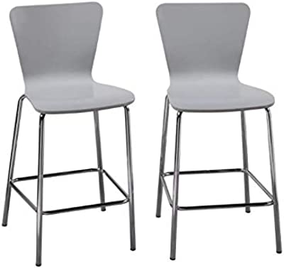 Excellent Amazon Com Ace Bayou Killiam Mixed Set Of 2 Material Powder Pdpeps Interior Chair Design Pdpepsorg