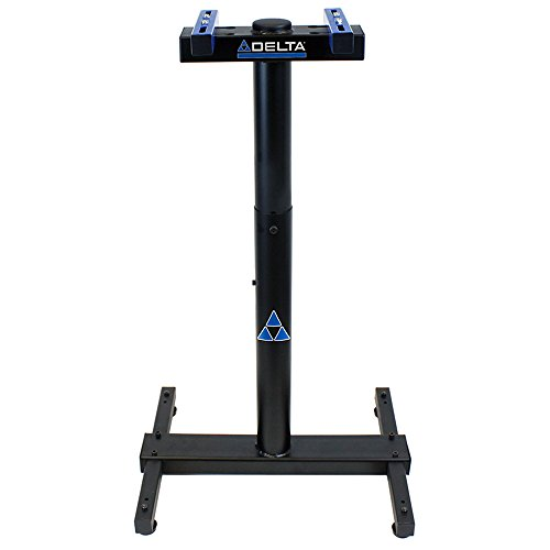Delta Power Tools 23-040 Grinder Stand, Black