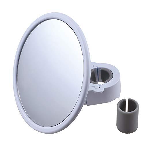 ダイヤ 浴室用ラック ホワイト 24mm,30mmのシャワースライドバーに対応 シャワーズ ポリカミラー 057892