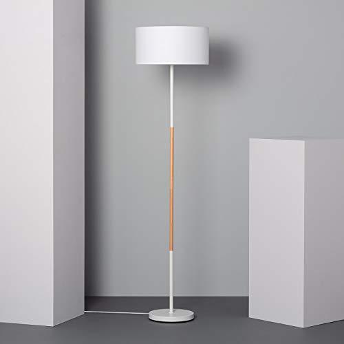 LEDKIA LIGHTING Lámpara de Pie Silinda Blanco