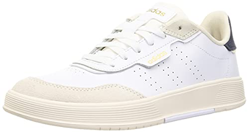 adidas COURTPHASE, Scarpe da Ginnastica Uomo, Bianco (Ftwbla Ftwbla Blanub), 48 EU
