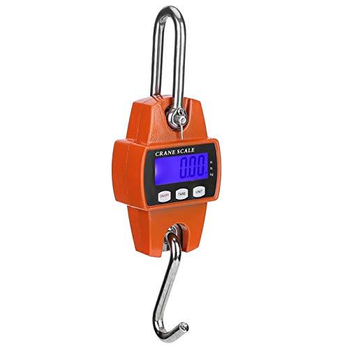 Báscula electrónica Capacidad de pesaje precisa mano de ob