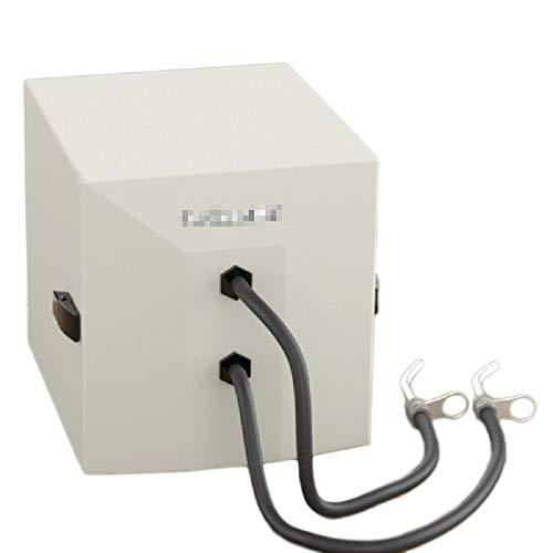 Soldadura Smoke Purifier 60W Doble Estación Manual Soldadura Filtro de purificador de humo, Bajo Ruido/Alta Velocidad Fumar Rápido (Color : White)