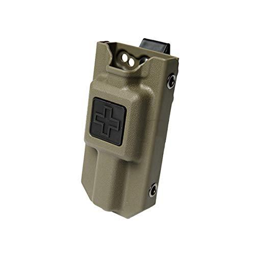 Tourniquet Halter Fall für Auto Fahrzeug Outdoor Taktische Swat Trauma Kit Taktische Tasche Tourniquet Ausrüstung Molle Träger Tasche Aufbewahrungsbox Rettungszubehör