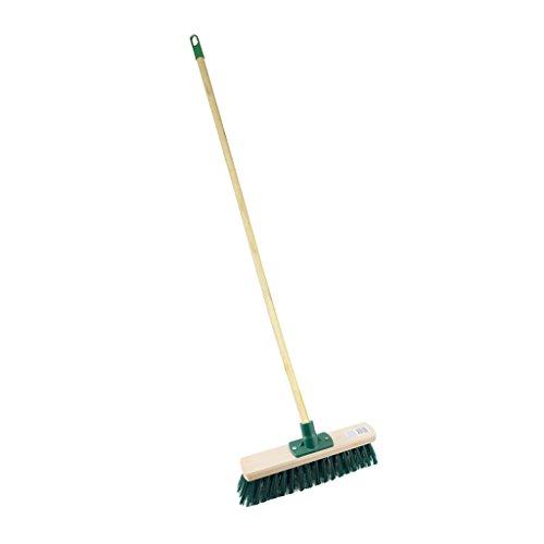 Guaranteed4Less Garden Brush Yard 1.2M Outdoor Sweeping Floor Wooden Broom...