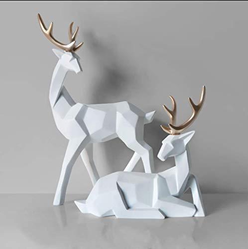 Wandmontage, dierenwand, Boutique IKEA innovatief vakmanschap geluksbrenger koe beeldje modern eenvoudig innovatief wandsculptuur dieren tv-kast