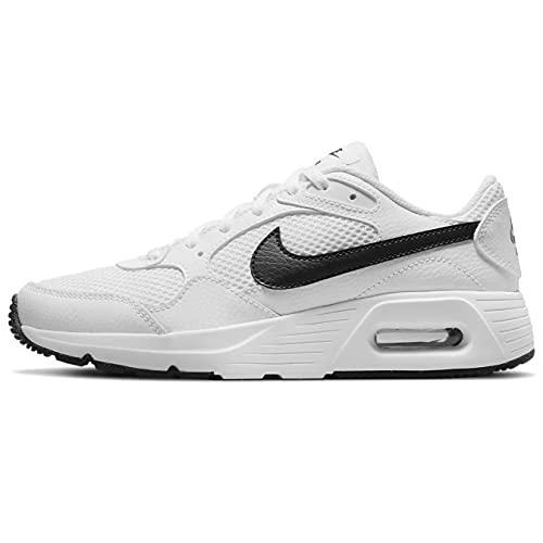 Nike Air MAX SC, Zapatillas para Correr, White Black White, 39 EU