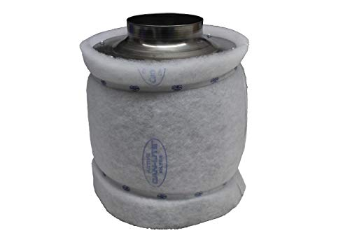 Can-Lite Aktivkohlefilter 800cbm / 160mm