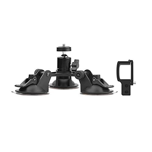 Autohalterung Saugnapfhalterung Für D&JI Für Osmo Für Pocket 2 Kamerastabilisator-Zubehör Mit Aluminium-Erweiterungsmodul-Adapter-Konverter Drohnen Zubehör (Größe : Type A)