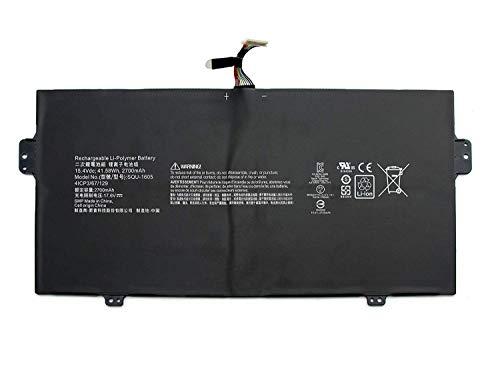 Hubei SQU 1605 Kompatibel Ersatz Laptop Akku fur Acer Spin 7 SP714 51 Serie Notebook 41CP3 67129 154V 4158Wh 2700mAh